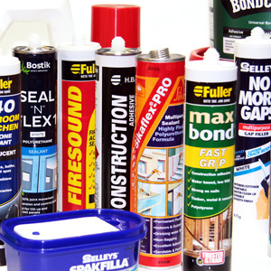 Glues and Sealants